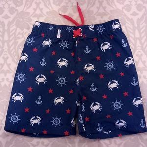 Rugged Butts Swim Trunks